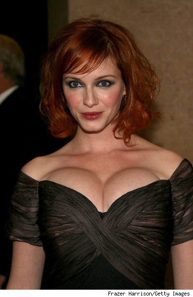 christina hendricks hot photos. Christina Hendricks - no