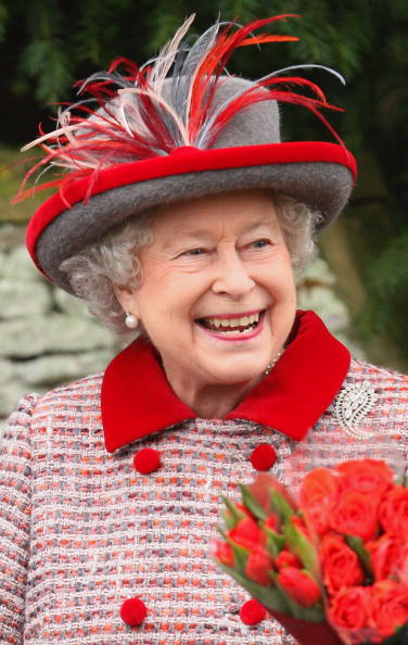 queen elizabeth 1 of england. Queen Elizabeth II of England