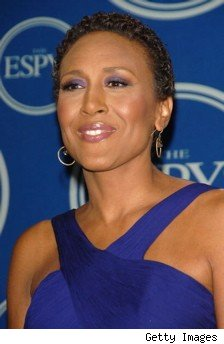 robin roberts hairstyle on Robin Roberts