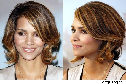 Let's be honest here -- she's Halle Berry, winner of Oscars, giver of moving