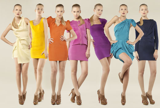 RM by Roland Mouret Rainbow Project Net-A-Porter
