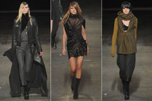 Catwalk review: Alexander Wang a/w 2010