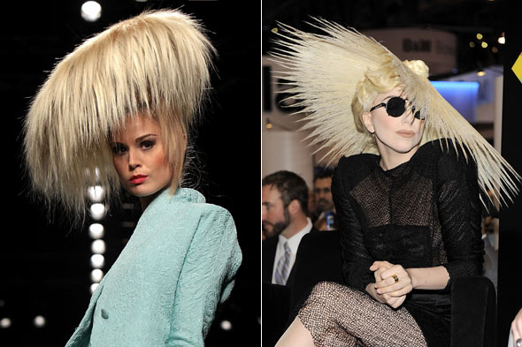 Gaga Hat Hair Hat Designs Pictures