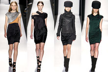Catwalk review: Narciso Rodriguez a/w 2010