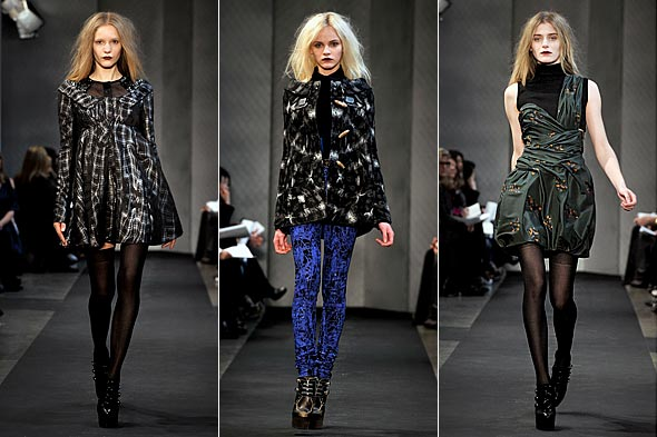 Proenza Schouler, New York fashion week autumn/winter 2010