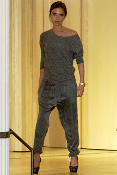 Harem Pants: Victoria Beckham Spotted Buying a Pair in NYC