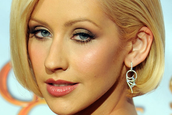 christina aguilera hair colors. Christina Aguilera#39;s much