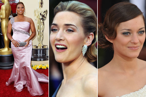 good hairstyles for one shoulder dresses