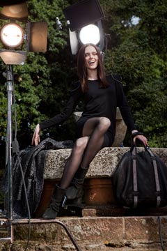 coco rocha esprit black dress