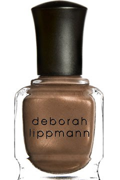 Deborah Lipmmann's No More Drama nail polish.