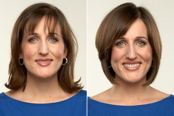 In our video series, The Perfect Haircut for Your Face Shape, we explore the