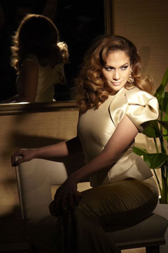 Jennifer Lopez   Music on Jennifer Lopez Love And Glamour Behind The Scenes240do090110 Jpg