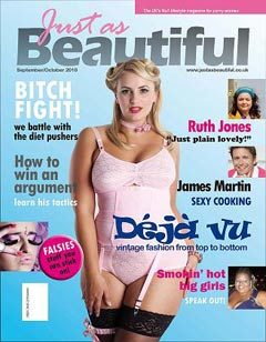 Just as Beautiful Magazine to feature only plus-size models, ban ...ls.magazine
