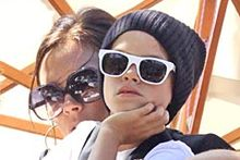 Romeo Beckham to launch designer sunglasses for kids - he's eight!