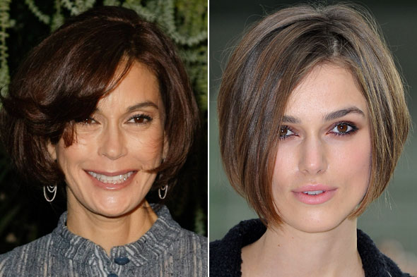 Celebrity Dirt By Ugly V Bob Hairstyles The Perfect Bob Haircut