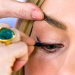 False Lashes How-To