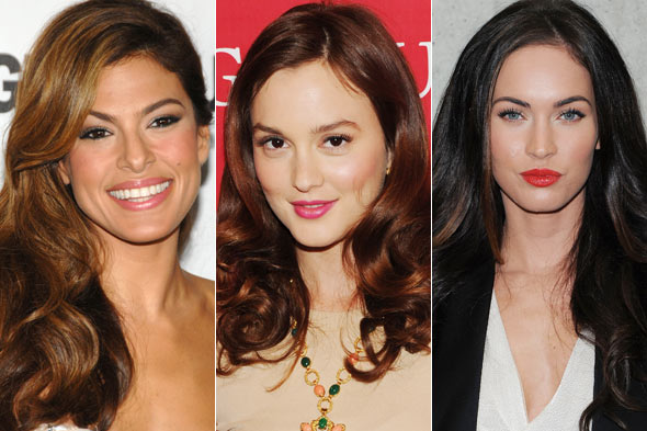 megan fox makeup tips. Leighton Meester Megan Fox