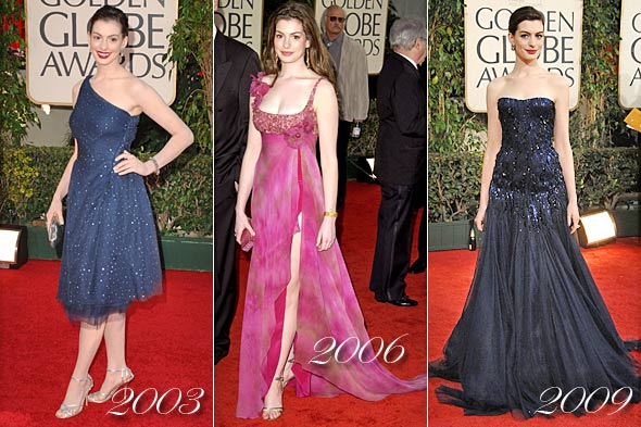 nicole kidman golden globes 2011 dress. Golden Globes 2011: Dress Predictions for Movie Stars Halle Berry, Nicole