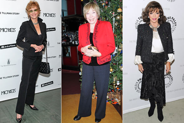 joan collins age. joan collins age. to dress