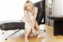 Kim Cattrall is Olay's new spokesperson and face