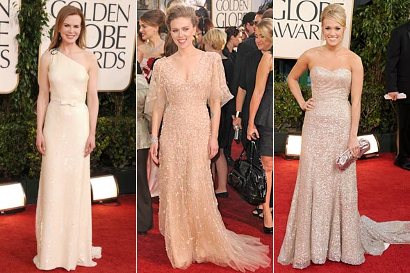 Nicole Kidman, Carrie Underwood and Others. Posted on 17 January 2011 by