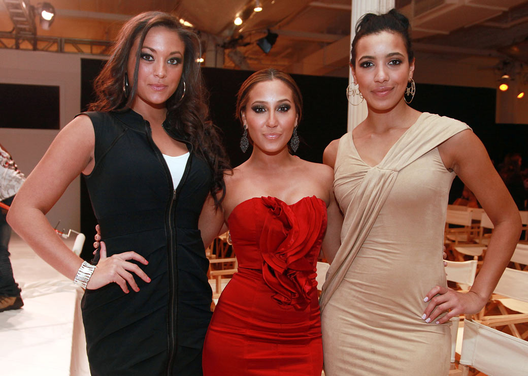 Sammi Giancola Adrienne Bailon and Julissa Bermudez