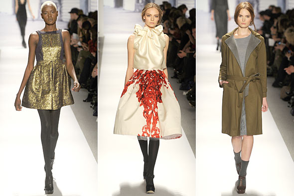 Modern rococo fashion show images for Baroque fashion trend