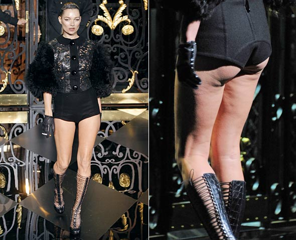 kate moss 2011 style. kate moss cellulite