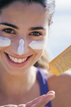 Cranky Fitness: Sunscreen: Why Must You Suck So?