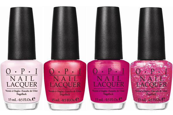 The Preppy Student: 269- OPI Nice Stems! Collection