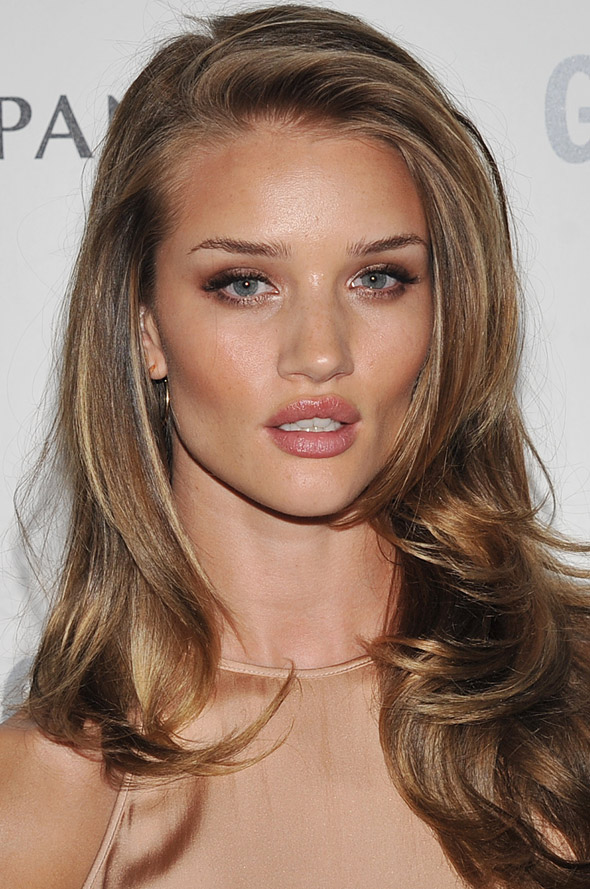 rosie huntington-whiteley hair colour. Rosie Huntington-Whiteley