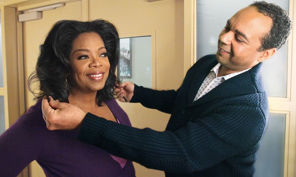 Oprah and Andre Walker