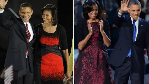 Michelle Obama Election Night Stunner!