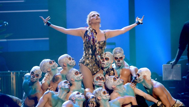 Top 9 at 9: 2012 American Music Awards