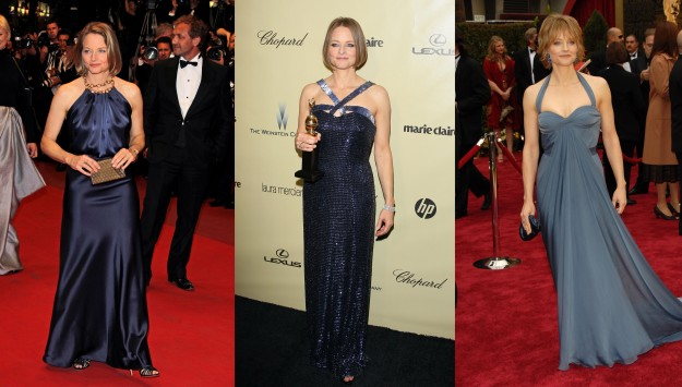 Style Transformation: Jodie Foster's Wardrobe Staples