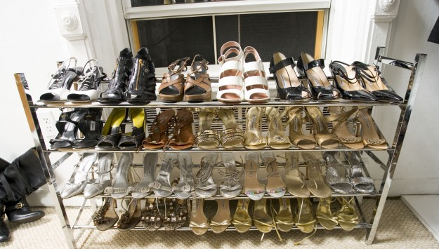 How To Organize Your Shoes in Style
