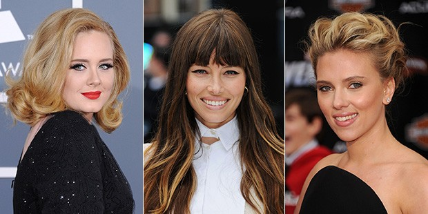 2012 Wrap Up: Best Celebrity Hair