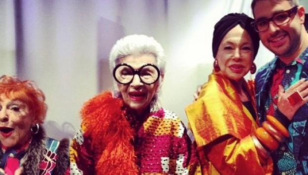 Curator Love: Leading Ladies of Advanced Style