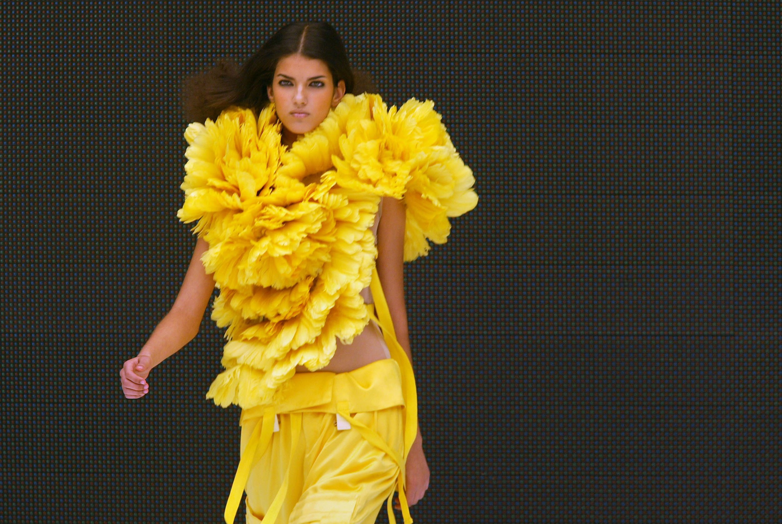 Alexander McQueen's Wildest Runway Moments