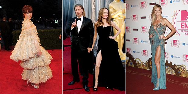 2012 Wrap Up: Wildest Celebrity Entrances