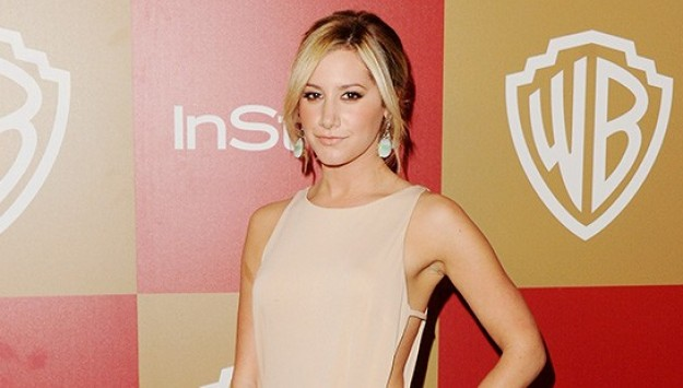 Get the Look for Less: Ashley Tisdale at the Golden Globes After Party