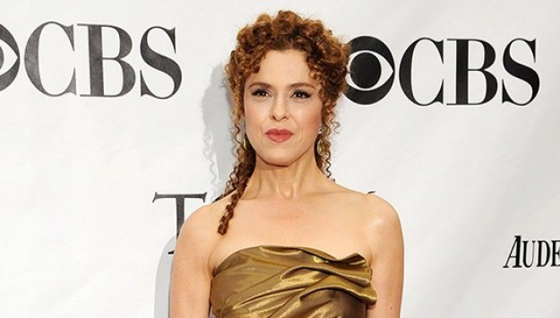 Bernadette Peters' Style Transformation