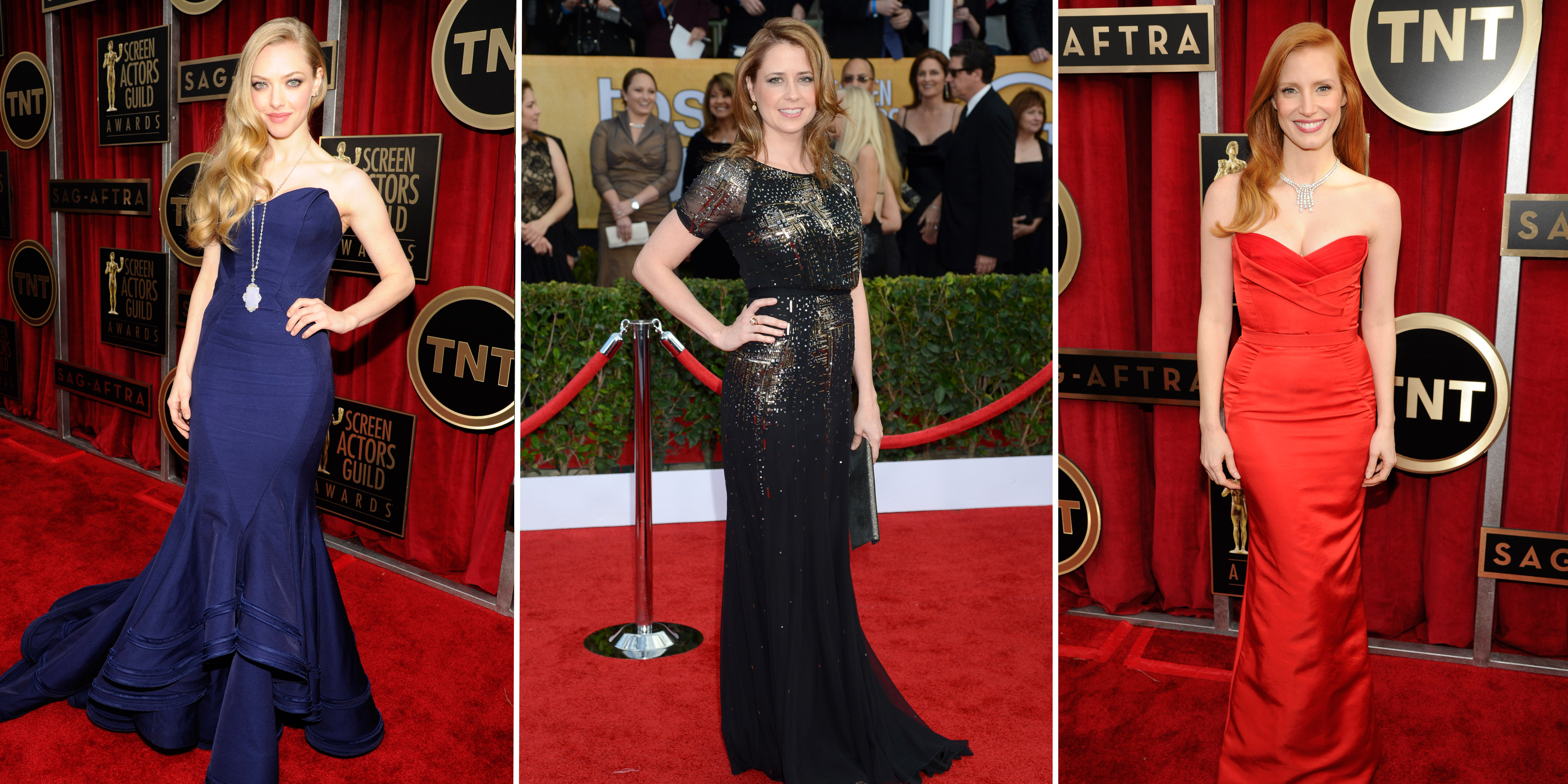 Style Hits and Misses at the 19th Annual Screen Actors Guild Awards