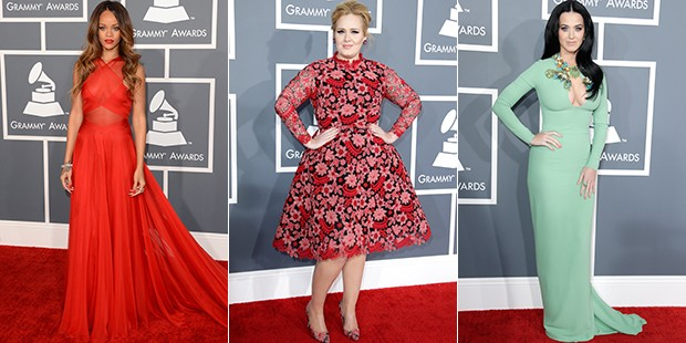 Style Hits and Misses at the 55th Annual Grammy Awards