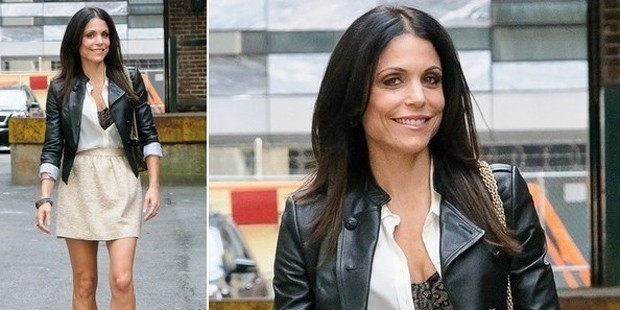 Celebrity Outfit Idea to Steal: Bethenny Frankel's Eyecatching Separates