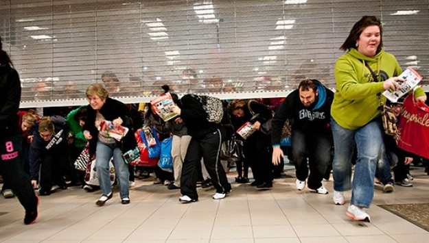 Wildest Moments from Black Fridays Past