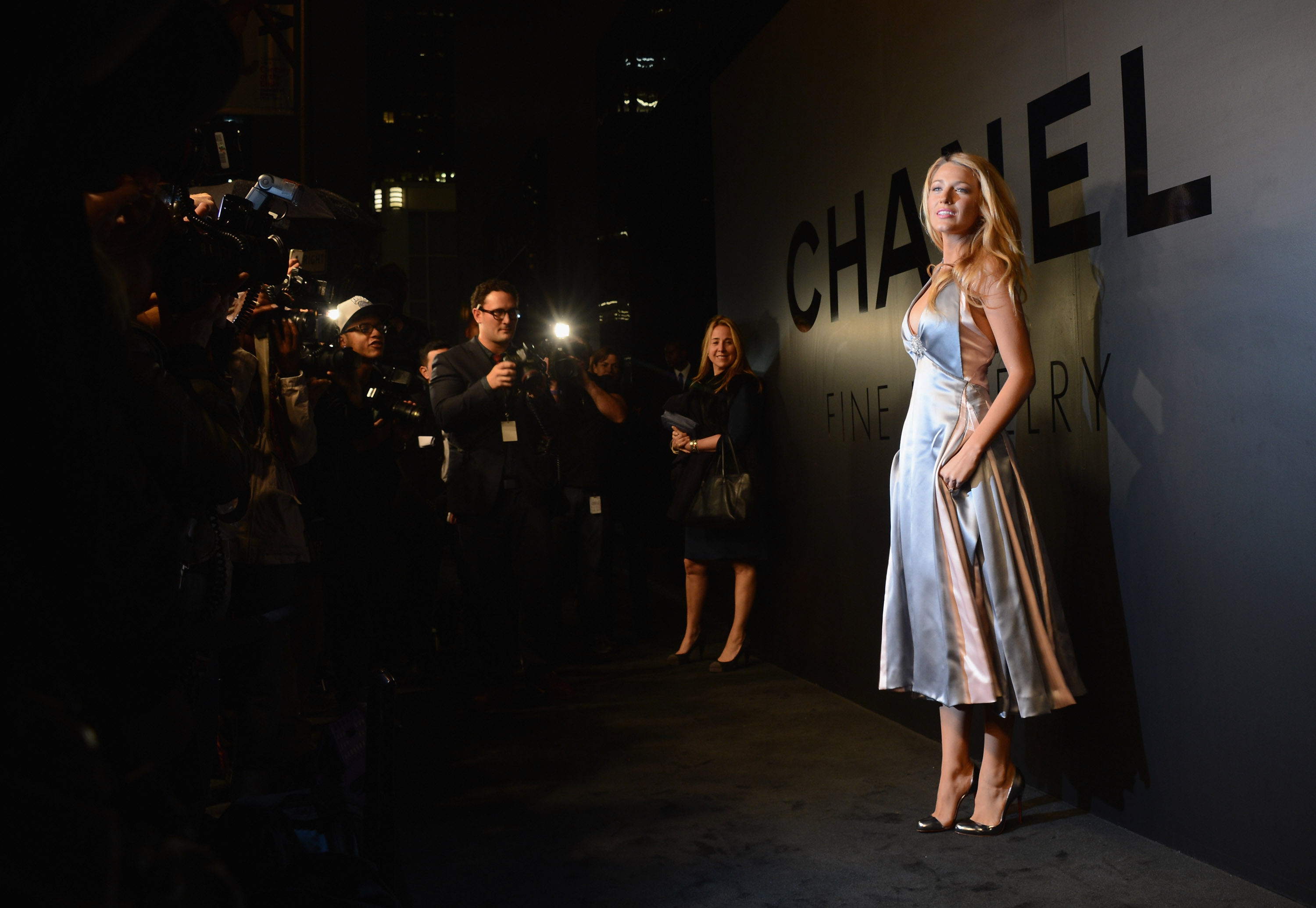 Blake Lively Sparkles on the Red Carpet