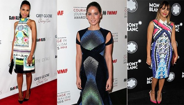 A Month of Bold And Digital Prints, See How Stars Wore Them