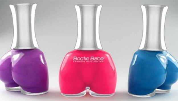 Here Is that Booty-Themed Nail Polish You've Been Waiting For