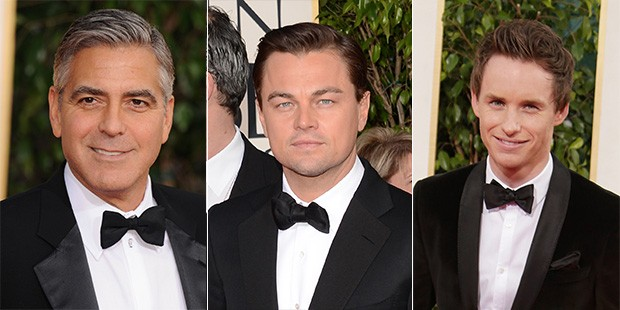 Bringing the Bow Tie Back - Best of the Boys at the Golden Globes